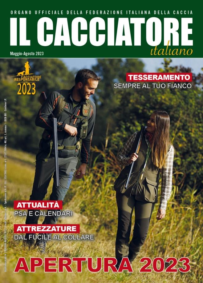 IL CACCIATORE ITALIANO n. 3/2019